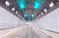 World-class tunnel lighting greatly improves tunnel parallax