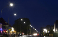 Yinchuan replace 43,000 LED energy-saving street lights
