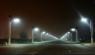 Solar LED street light composition and characteristics